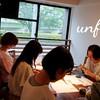 レッスンレポート)5/18本川町教室 はじめてのセーターに挑戦です
