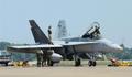 岩国基地 FA18 戦闘攻撃機一機が墜落