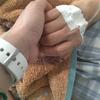 母、脳梗塞で倒れる