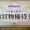 【株主優待】ヤマダ電機(9831)