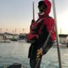 国見杓デビュー戦!『アラレ群礁アラレの胴』和歌山県みなべ地区鹿島丸渡船 2020年2月2日