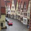 南ドイツ、ローテンブルグに行ってきた!