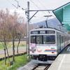 上田電鉄 別所線に乗って、別所温泉(長野県)へ。