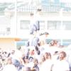 小学校最後の運動会