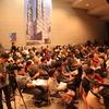 NHK取材があった「ロケ地での完成披露試写会」