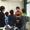 2学期 第5回 小学校理科実験プロジェクト 〜うがい薬で指紋検出〜 当日編