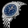 退役する老兵ブライトリングスーパーコピー新素材はHonor Flight Navitimer 01の特別な版腕時計を作り出して敬意を表して