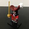 レゴ ミニフィギュア ディズニーシリーズ「フック船長」を解説!【LEGO】