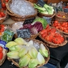 Borough Market で美味しいものハンティング