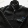 私の古着から90年代『patagonia(パタゴニア)』の「シンチラ・スナップT・プルオーバー」をご紹介します