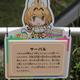 京王線コラボのけものフレンズスタンプラリーしてきたので大量の写真を見てくれ/その1:井の頭自然文化園編
