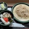 ゆで太郎で390円の朝食