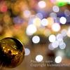 キラキラ 楽しい クリスマス時期のイルミネーション写真♪