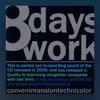 8days work