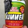 日清の黒歴史トリオ 日清食品 カップヌードル サマーヌードル 食べてみました