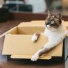 お部屋の収納に便利なオシャレボックス5箱!