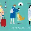 旅するmeets brooch