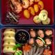 2019年お節覚書き①金柑:金柑煮、栗金団、鮭の昆布巻き
