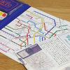 【ボードゲーム】ポケッタブルのマップゲーム「東京」を購入した。
