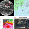 【台風11号の卵】日本の南東には台風の卵である熱帯低気圧(98W)が存在!8月下旬にかけて台風11号『バイルー』となって日本に接近!?気象庁・米軍の進路予想は?