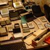 歴代PDAが勢揃い!PDA博物館の会合は恐ろしい場所だ