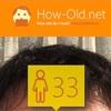 今日の顔年齢測定 226日目