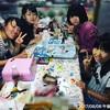 小学生の夏休み工作レジン製作