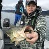 三寒四温の琵琶湖