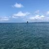 透明度抜群の海 千葉県某海岸