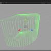 【Unity】扇状のシリンダー、コーン、扇状、三角形のコライダが使用できる「Custom-Primitive-Colliders」紹介