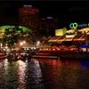 シンガポール街歩き#284(クラーク・キーの夜景)