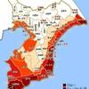 犠牲者1600人!千葉県の南海トラフ巨大地震被害想定