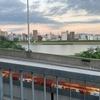 跨線橋の橋名板
