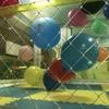 スイーツファンタジーパックン エアー風船コーナーが楽しい!キッズパーク