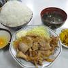 木更津 市場食堂 日替わり焼肉・御飯大の日