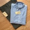 【無印良品】メンズの形状安定シャツが優秀で通勤用にもおすすめです。