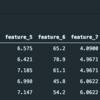 pandas.DataFrameの特定の列に対する操作の確認