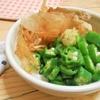 簡単!!鰹節とオクラのわさび醤油和えの作り方/レシピ