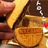 【東京 お土産】大人気★N.Y.C.sand ニューヨークキャラメルサンド★