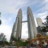 【マレーシアの超高層建築物】高さ452m!ペトロナスツインタワー!