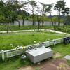 【仁川の風景】仁川家族公園2019夏・3:樹木葬地と回廊型奉安堂