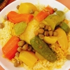 【モロッコ】タジンもクスクスも激ウマ!フナ市場ちかくの大衆レストランEL BAHJA