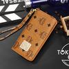 韓国風 エムシーエム MCM iphone8/iphone8 plusケース 手帳型 高品質
