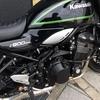 カワサキZ900RS 実は初心者お断りなバイクですな。