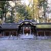 諏訪大社前宮本宮(長野県諏訪市)〜この地、いいところ
