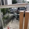 DIYで立てたサイクルポートはその後いかに...