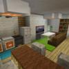 住宅を作る⑤ [Minecraft #34]