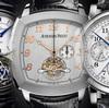 メンズ腕時計8選!男だったら自動巻!世界の高級腕時計!!