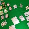 二人対戦の、ストイケイア、世界の七不思議:デュエル、で遊んだ(白色ボードゲーム会)