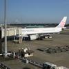 台湾中華航空(成田→台北→香港)2014年12月